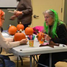 2016 Pumpkin Decorating Party