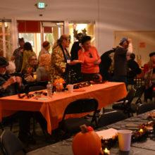 Bainbridge Island Senior Center Halloween Party 2016