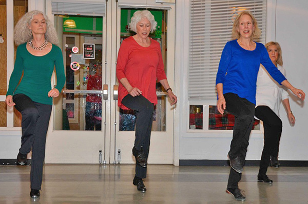 Activities at the Bainbridge Island Senior Center
