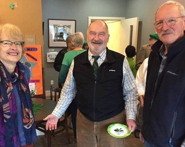 Join the Bainbridge Island Senior Center and keep active in mind, body and spirit, meet other people, make new friends, volunteer and just have fun.