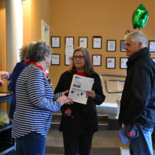 People became acquainted with the programs being offered.